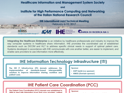 IHE International Joint Technical Meeting