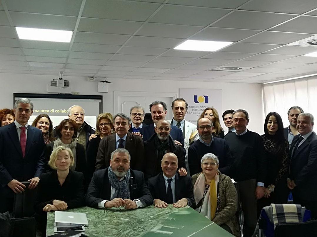 Fondazione Pascale, CNR E IBM  Hanno Firmato Un Accordo Per La Costituzione,  Di Un Centro Di Sperimentazione Di Tecnologie Di Intelligenza Artificiale A Supporto Della Medicina Di Precisione