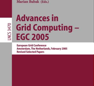 Miglior Articolo @European Grid Conference 2005