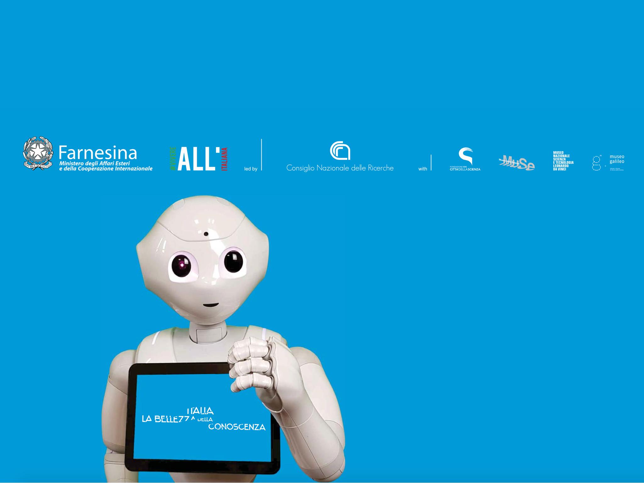 L'ICAR E I Suoi Robot Alla Farnesina