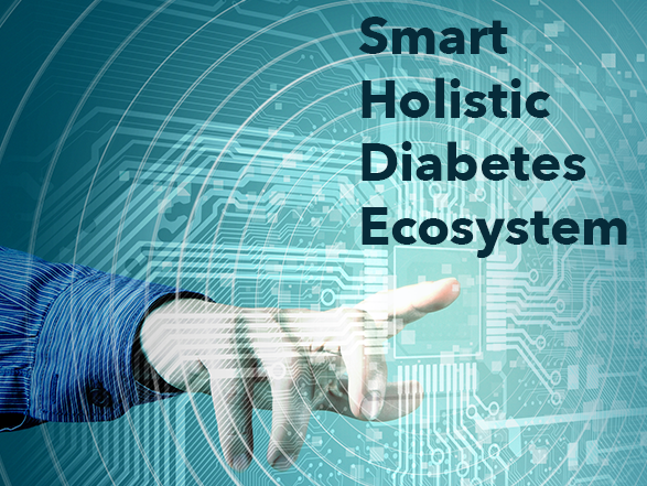 SHaDE: Smart Holistic Diabetes Ecosystem