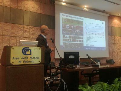 Paolo Dario, Direttore Dell'Istituto Di BioRobotica Della Scuola Superiore Sant'Anna, Ospite All'Icar Cnr Di Palermo