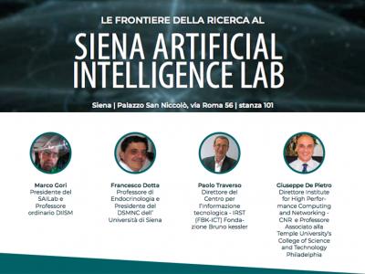 Convegno A Siena. Medicina Di Precisione E Intelligenza Artificiale