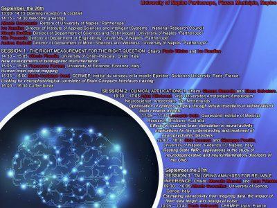 Workshop Internazionale: Multiscale Brain Analysis