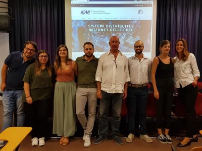 Presentata L'attività Di Ricerca Svolta Dai Borsisti Del Cnr-Icar