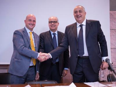 ARTES 4.0 Macronodo CNR Sicilia- Firmata Convenzione Con Regione Siciliana