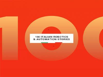 "Cnr-Icar: ""100 Italian Robotics & Automation Stories"" By Symbola Enel"