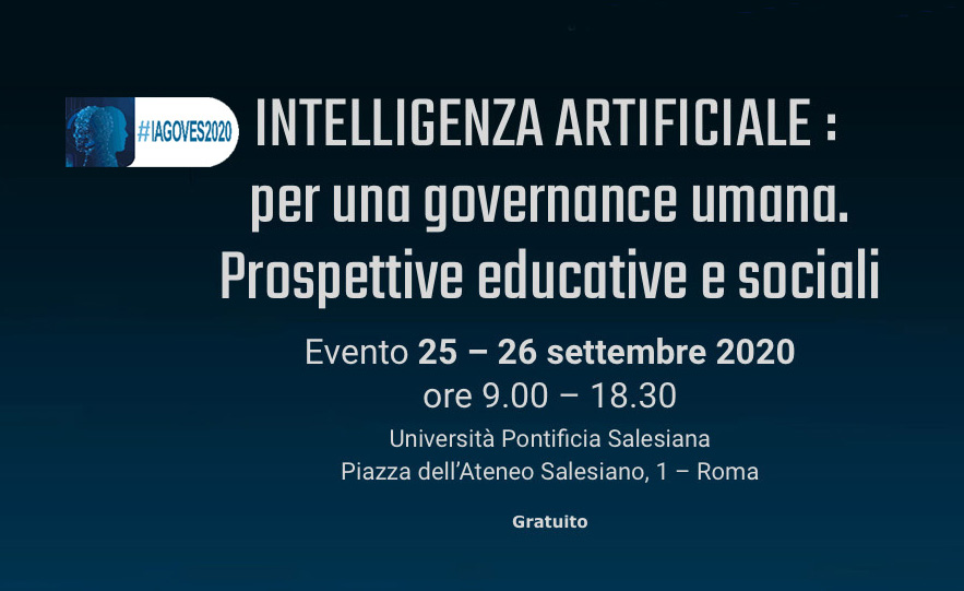 Artificial Intelligence At The Service Of Man And Society – Event In Streamin