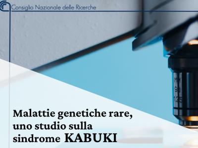 Malattie Genetiche Rare, Uno Studio Sulla Sindrome Kabuki
