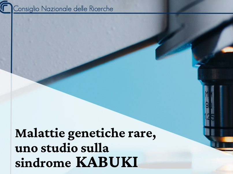 A novel finding on Kabuki syndrome, a rare genetic disease