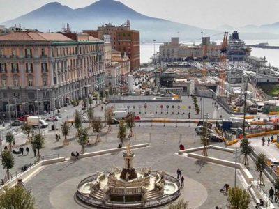 PAUN  – Parco Archeologico Urbano Della Città Di Napoli