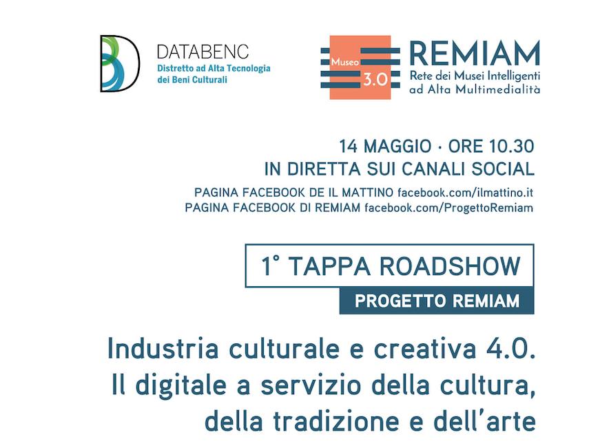 1° Tappa Roadshow – Progetto Remiam